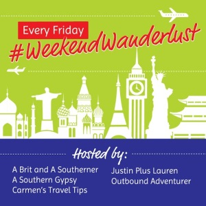 Weekend Wanderlust Logo