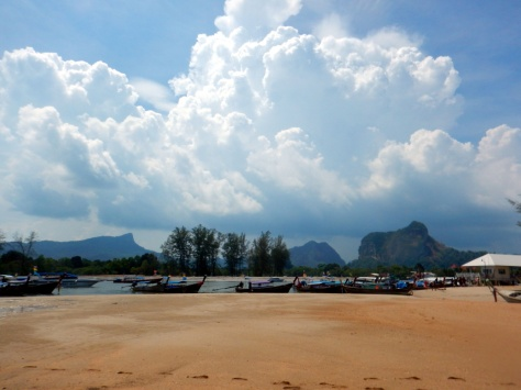 Ao Nang Harbour