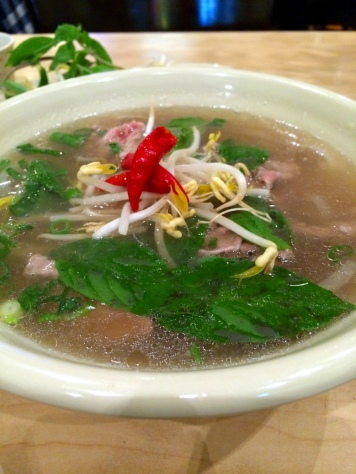 Pho at Vietnam Noodle House