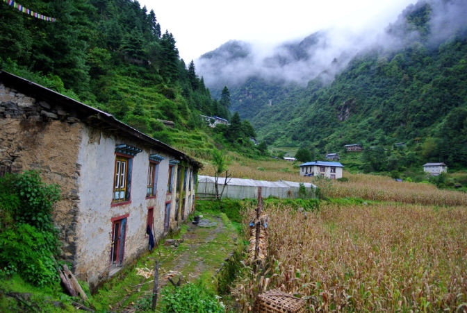 Everest Base Camp Trek Day 1 – Kathmandu to Phakding