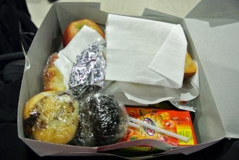 Hotel Shanker Breakfast Box