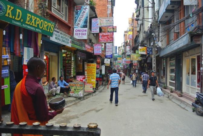 Arriving in Kathmandu – Everest Base Camp Trek beginning!